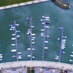 Marina di Porto Reno - Vista dall'alto