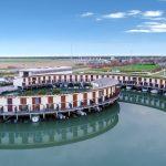 Marina di Porto Reno - Veduta residenze ISOLA